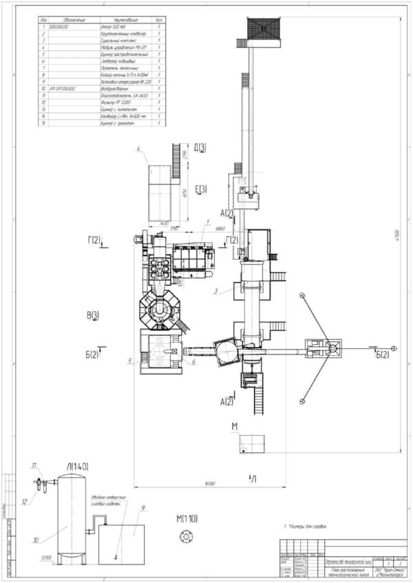 Асу ленточного конвейера транспортер конвейер чертежи